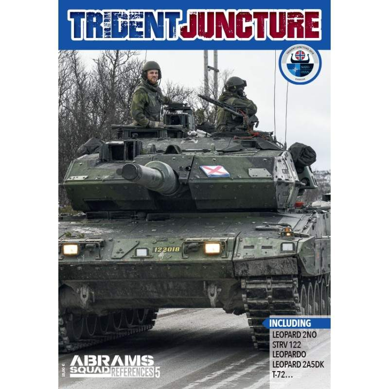 ABRAMS SQUAD REFERENCES 5 -TRIDENT JUNCTURE