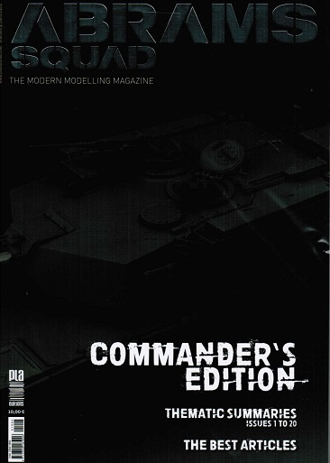 ABRAMS SQUAD COMMANDER`S EDITION