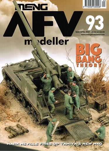 AFV Modeller Issue 93