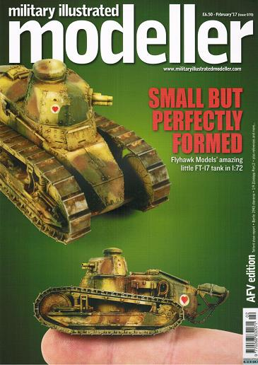 military illustrated modeller(issue 070)