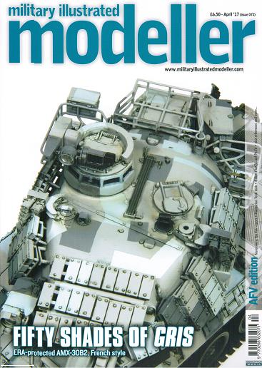 military illustrated modeller(issue 072)