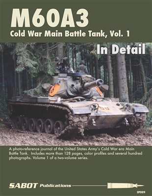 M60A3 パットン in Detail Vol.1