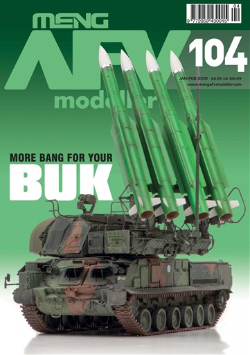 AFV Modeller Issue 104