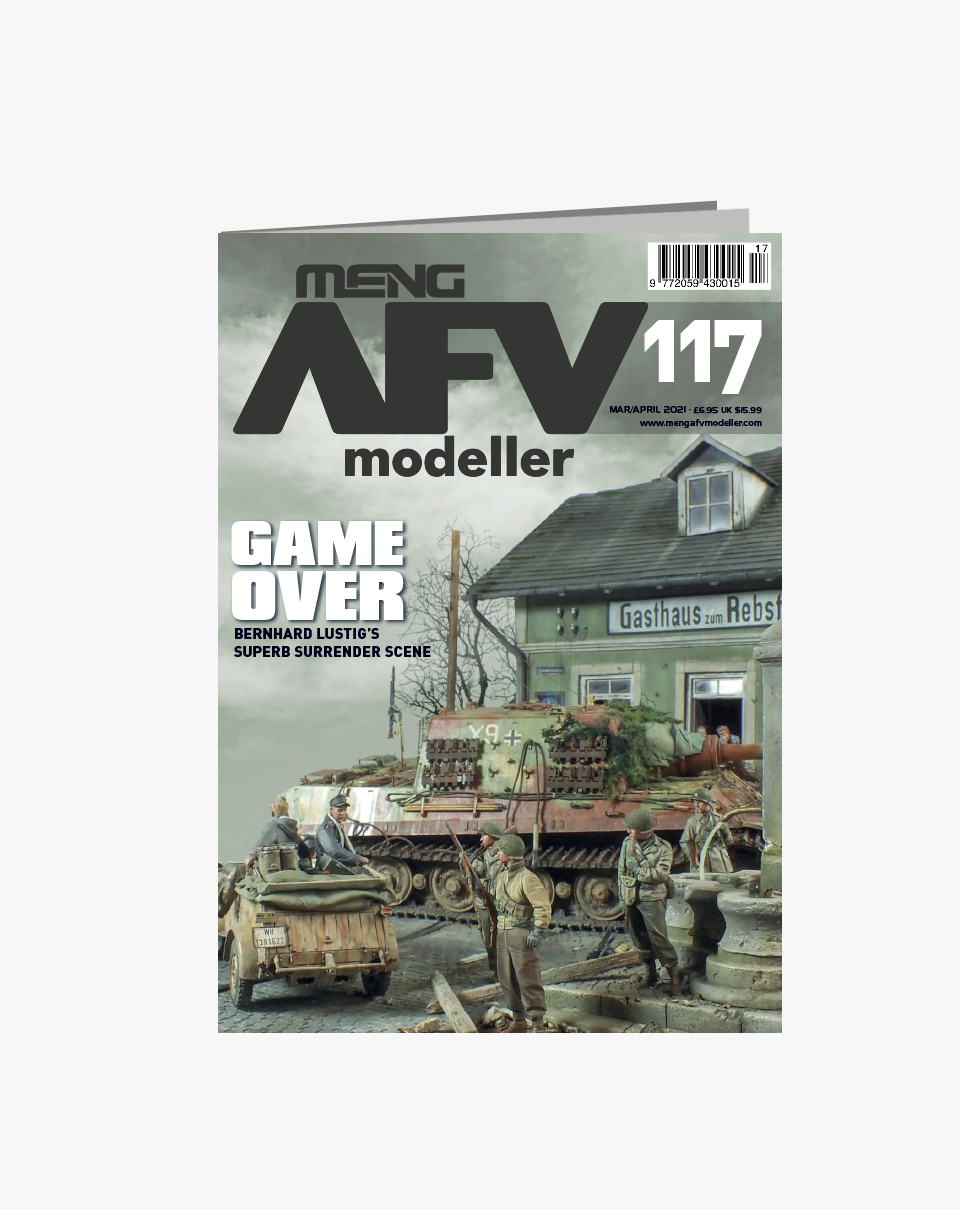 AFV Modeller Issue 117
