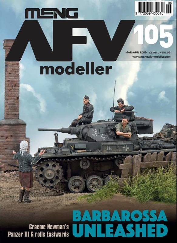 AFV Modeller Issue 105