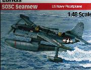 1/48 Curtiss SO3C Seamew US Navy Floatplane