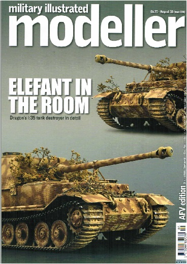 military illustrated modeller(issue 088)