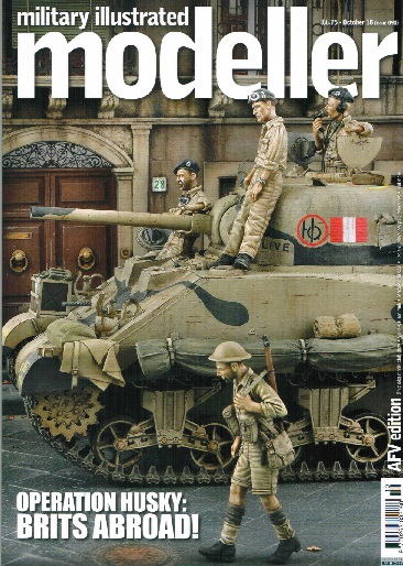 military illustrated modeller(issue 090)