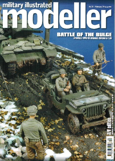 military illustrated modeller(issue 094)