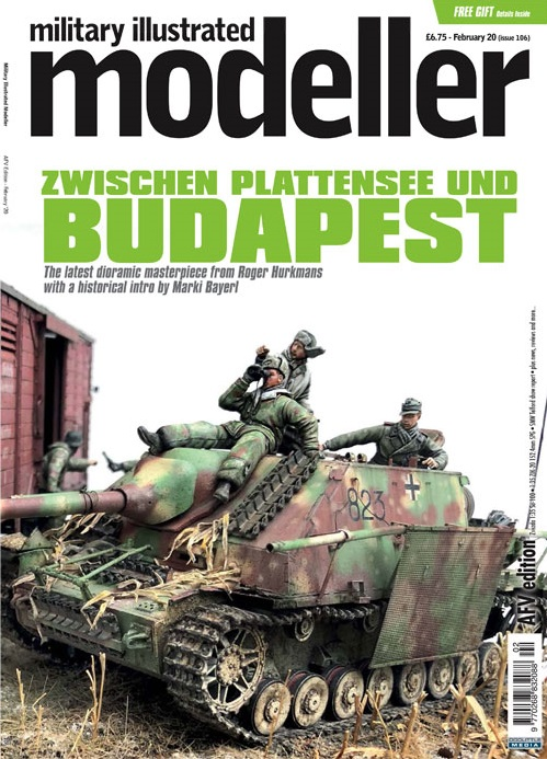 military illustrated modeller(issue 106)