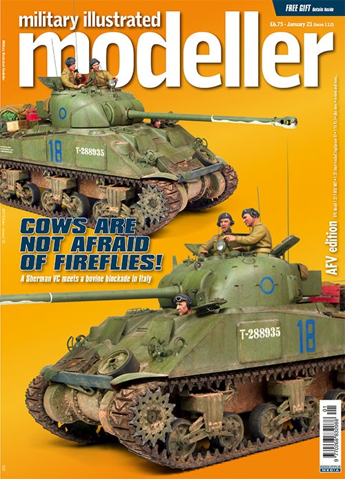 military illustrated modeller(issue 112)