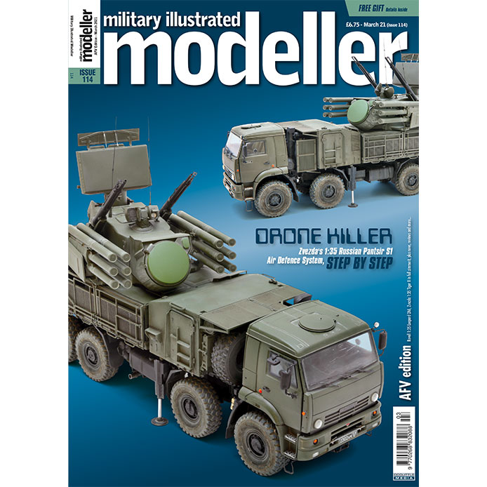 military illustrated modeller(issue 114)