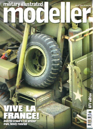 military illustrated modeller(issue 098)
