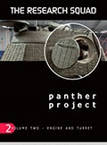 panther project - ENGINE AND TURRET