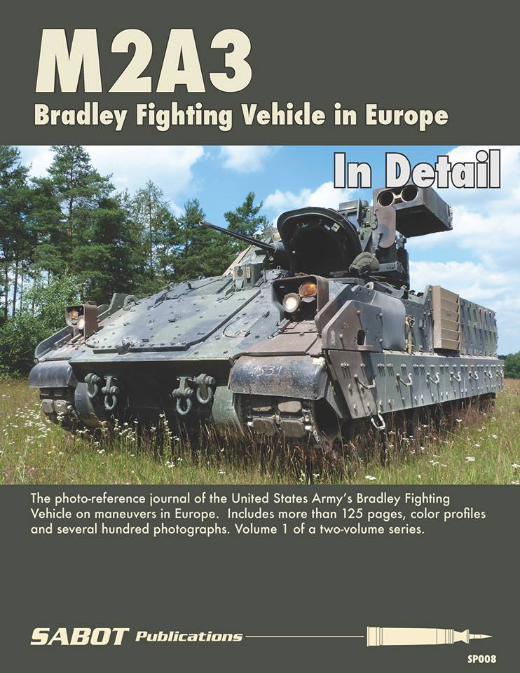 M2A3 ブラッドレー In Europe In Detail