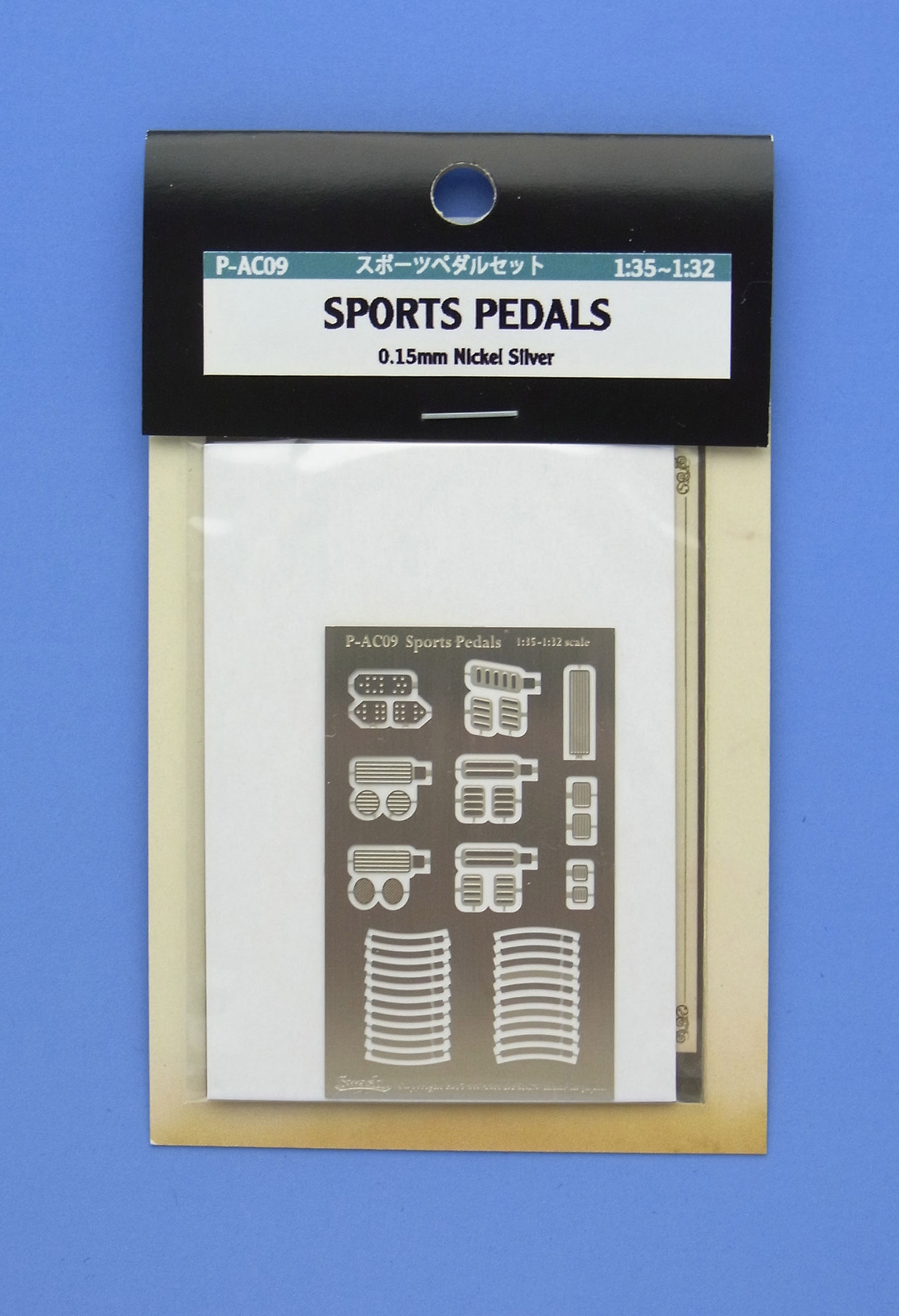 1/32~1/35 SPORTS PEDALS ペダルセット